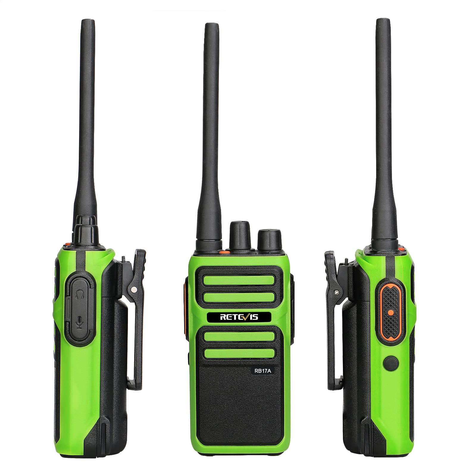 Retevis RB17A——New member of GMRS Radios