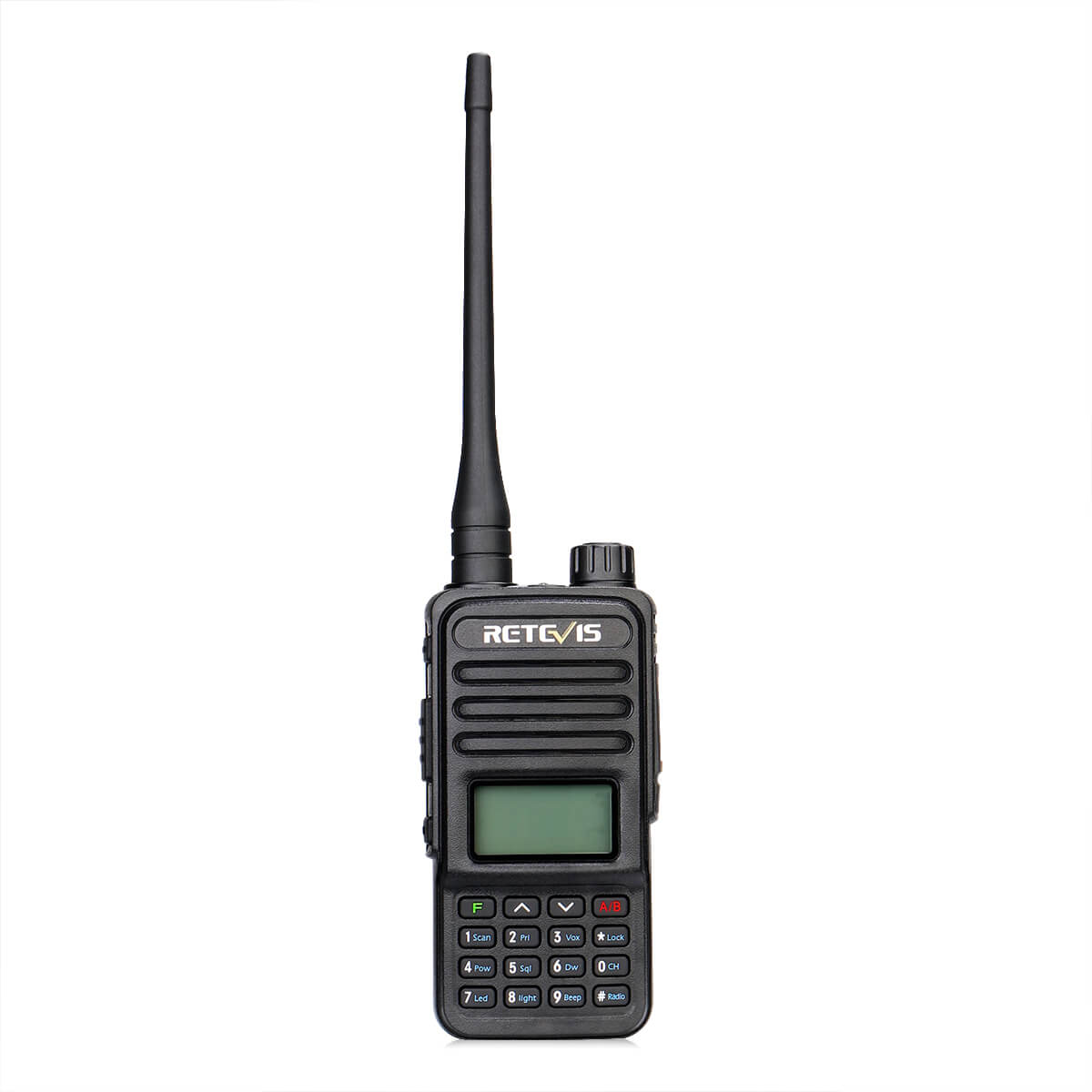 RT85 UV Dual Band Handset with Screen and Keyboard