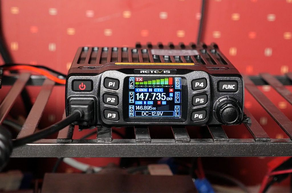 Highly Recommend Mobile radio——Retevis RT95