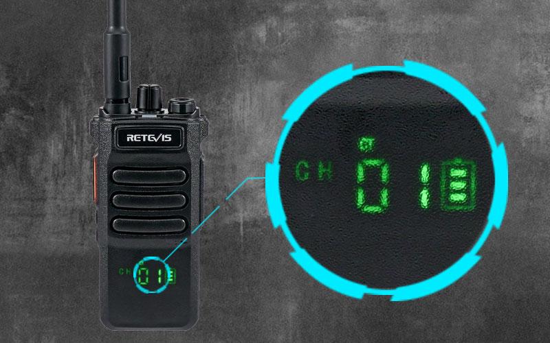 Retevis RT1 radio