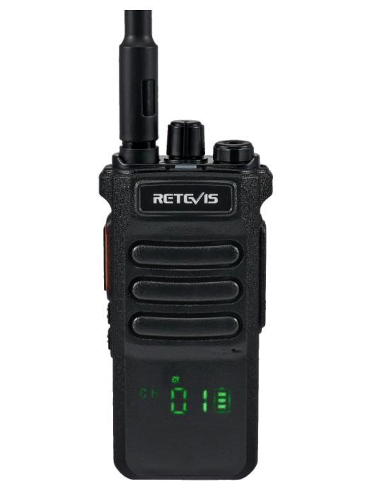 Long range walkie talkie