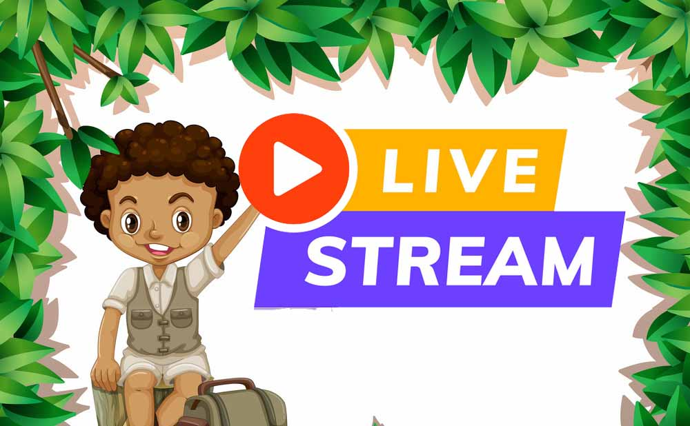 Retevislivestream for boy scouts-Cherry